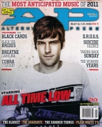 Pull-in<br/>Alternative Press<br/> January