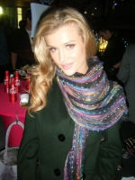 Joanna Krupa<br/>Anu by Natural scarf