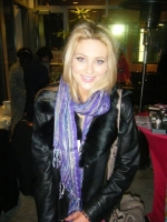 Stephanie Pratt<br/>Anu by Natural scarf