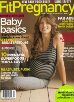 Simdog & Leyendecker<br/>Fit Pregnancy<br/>August