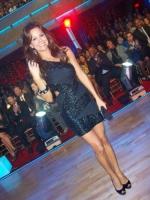 Brooke Burke<br/>Rachel Gilbert dresses