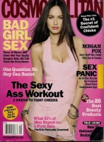 Kathleen Kirkwood<br/>Cosmopolitan <br/> October