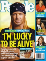 Shock and ADA<br/>People Magazine <br/> May