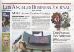 Haute House PR<br/>LA Business Journal<br/>May