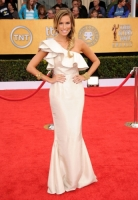 Renee Bargh<br/>Rachel Gilbert dress