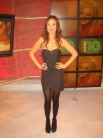 Kat Sadler<br/>Leyendecker dresses