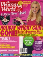 Pull-in<br/>Woman's World<br/> January